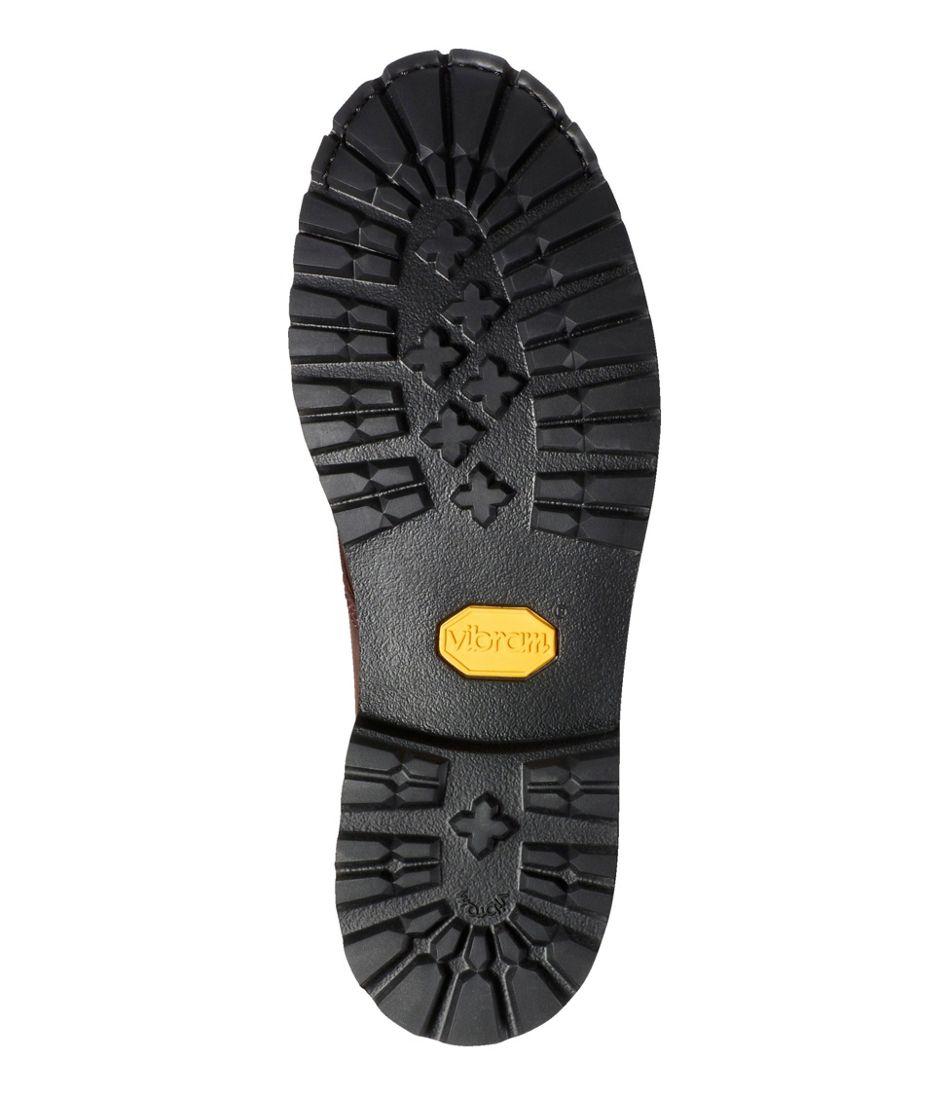 Men's Bucksport Shoes, Plain Toe