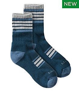 Men's Katahdin Hiker Socks, Striped