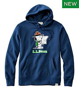 Adults' L.L. Bean x Peanuts Sweatshirt Hoodie