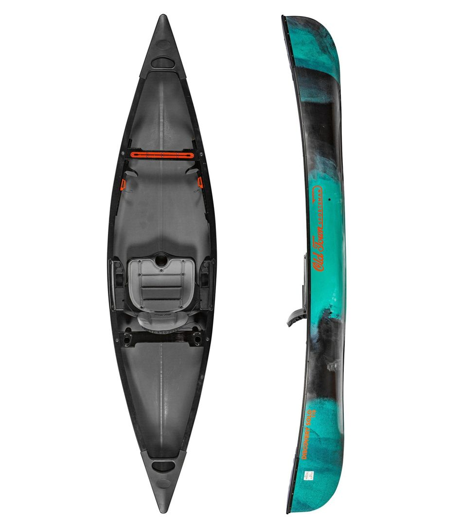 Old Town Sportsman Discovery 119 Solo Canoe