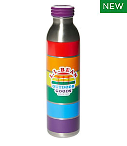 L.L.Bean Original Pride Water Bottle, 20 oz.