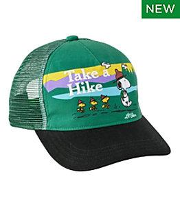 Kids' L.L.Bean x Peanuts Trucker Hat
