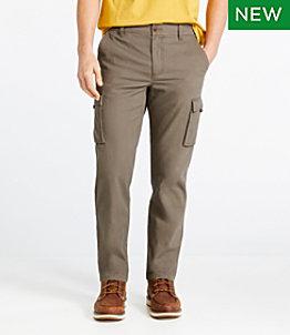 Men's BeanFlex Canvas Cargo Pants, Classic Fit