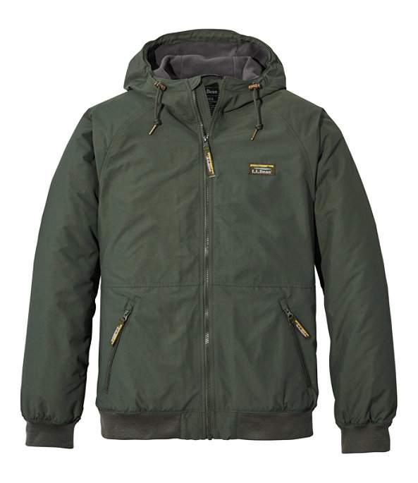 Insulated Bomber Hoodie, , large image number 0