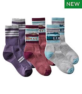 Women's Katahdin Hiker Sock, Three-Pack