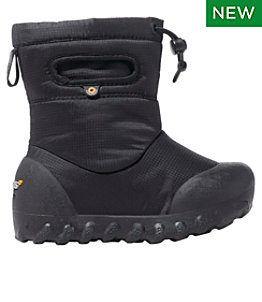 Toddlers' Bogs B-Moc Snow Boots, Black