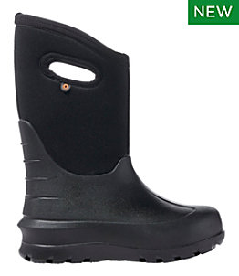 Kids' Bogs Neo Classic Boots, Solid