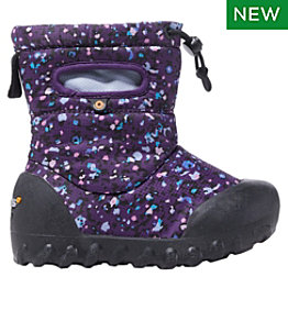 Toddlers' Bogs B-Moc Snow Boots, Little Textures