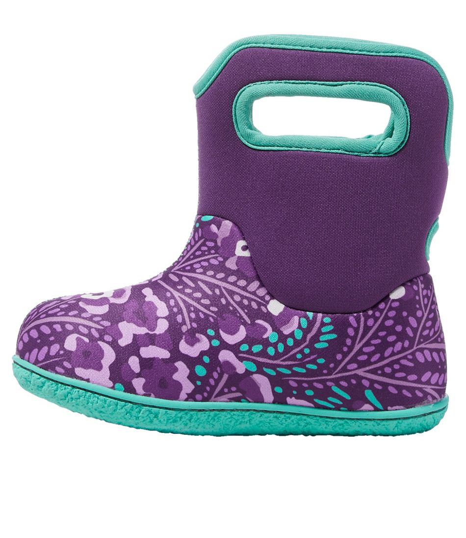 Toddlers' Baby Bogs Super Flower Boots