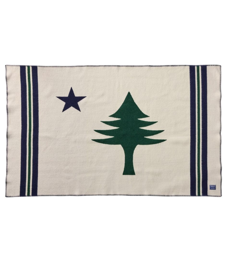 State of Maine Throw