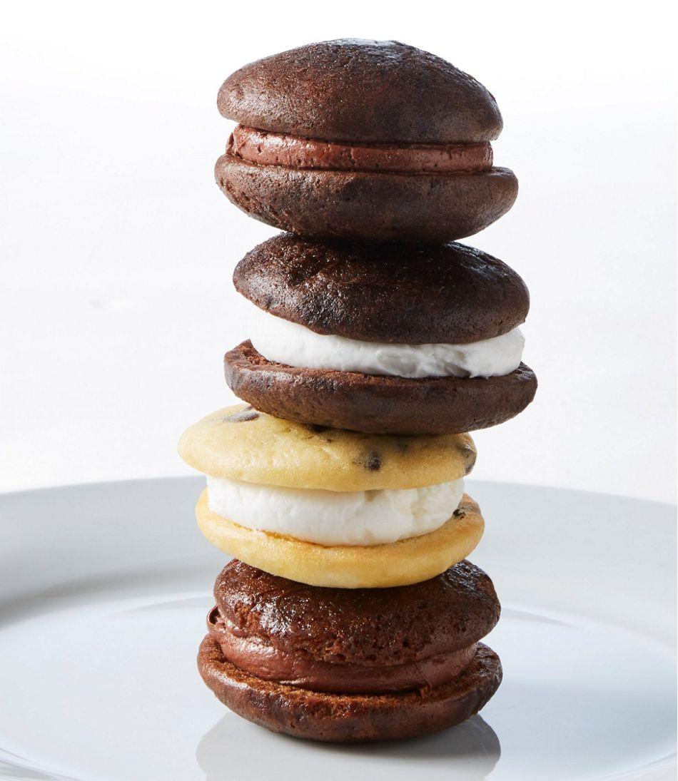 Chocolate Lover's Mini Whoopie Pies, Set of 20