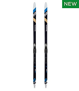 Rossignol EVO XT 60 Positrack Ski With Mounted Tour Step In Binding