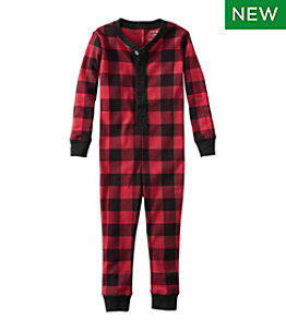 Toddlers' Organic Cotton Fitted Onesie