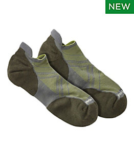 Men's Smartwool Performance Run Targeted Cushion Low Ankle Socks