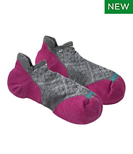 Women's Smartwool Performance Run Targeted Cushion Low Ankle Socks