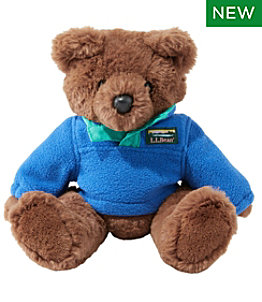 L.L.Bear with Fleece Pullover