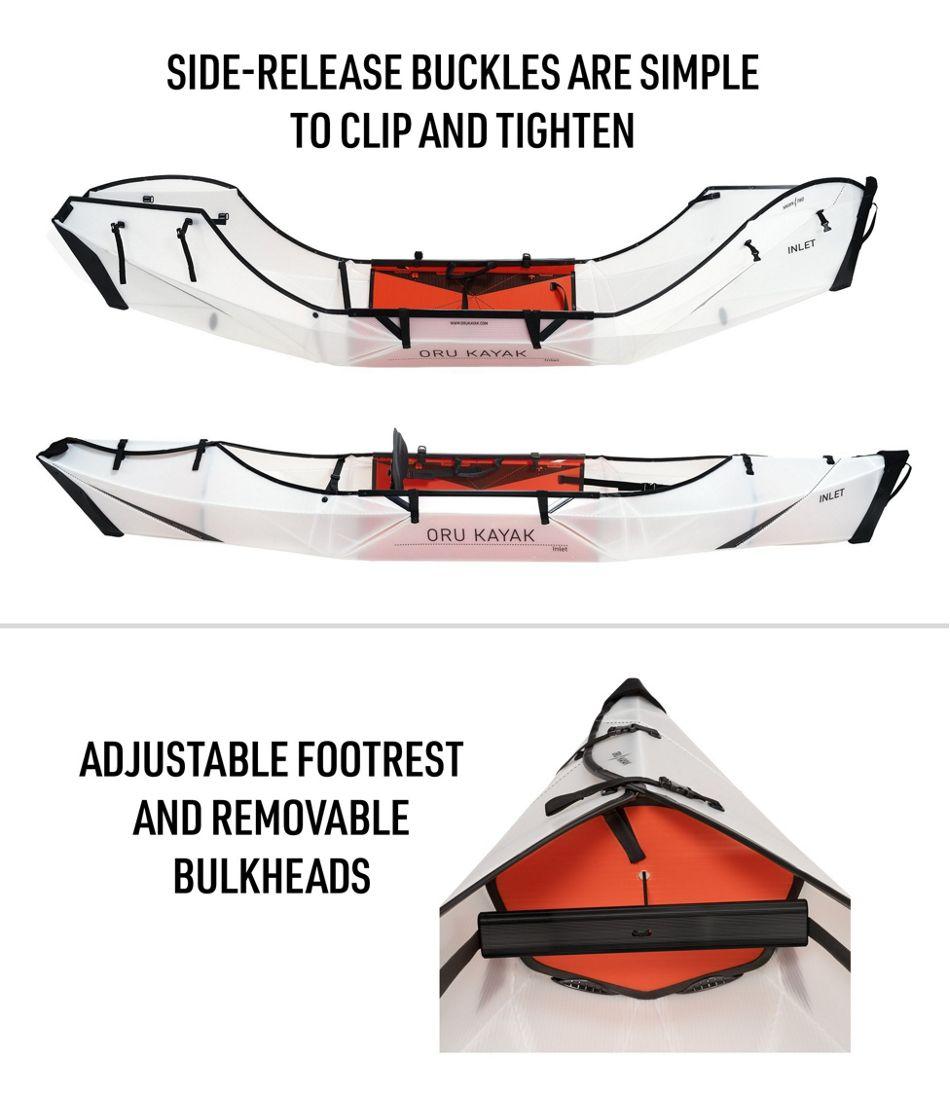 Oru Inlet Folding Kayak, 10'