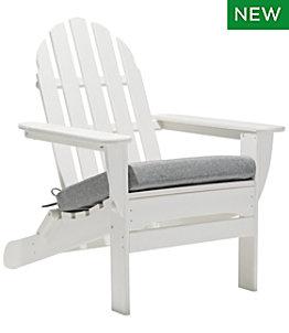 Adirondack Chair Seat Textured Cushion