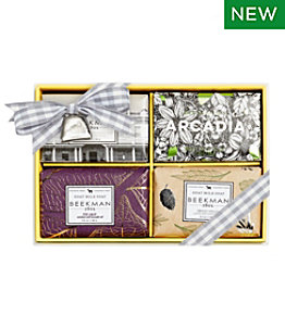 Beekman Bar Soap Gift Set