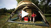 King Pine Dome Tent HD